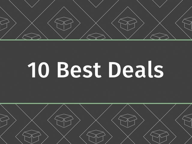 The 10 Best Deals of May 22, 2018