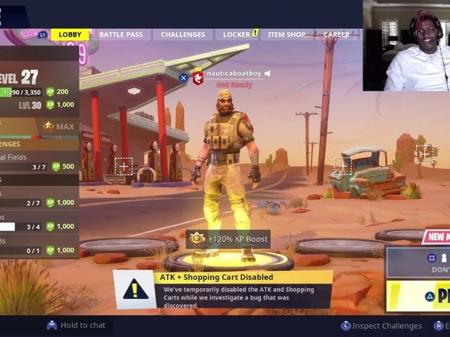 Lil Yachty Responds To His Fortnite Haters: 'I'm A Millionaire'