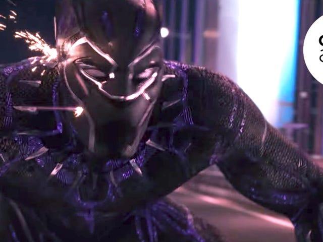 Μπορεί <i>Black Panther's</i> Vibranium <i>Black Panther's</i> είναι πραγματικό;