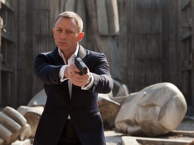Daniel Craig Datang Kembali Untuk Play James Bond Suatu Waktu Terakhir