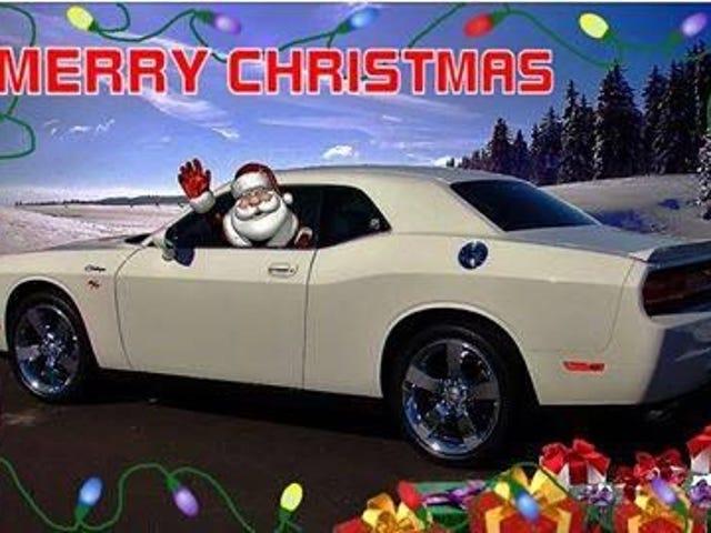 Happy FCA (Fucking Christmas Again)