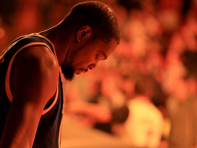 Kevin Durant Is Black AF