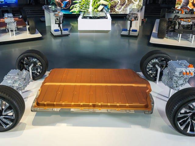 GM Och Honda gör två nya elbilar tillsammans för Amerika