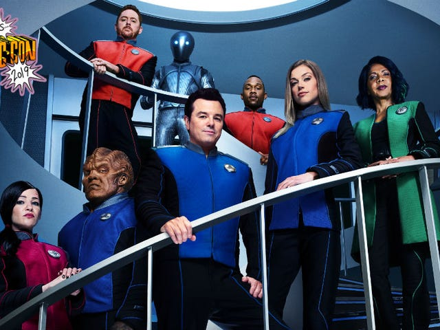 The Orville Will Move to Hulu for Its Third Season