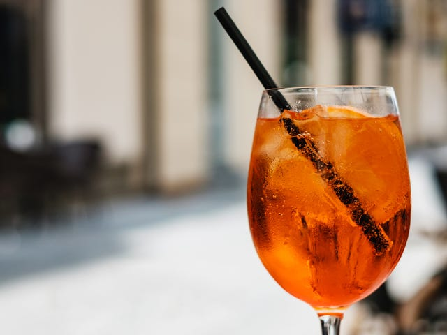 The Takeout officially names Aperol Spritz the passable drink of summer