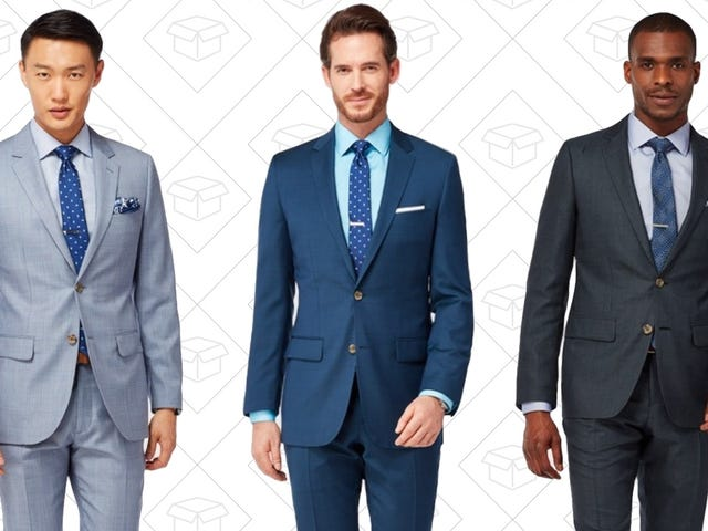 It's Your Last Day To Get a Custom-Tailored Indochino Suit For Just $329 [Exclusive]