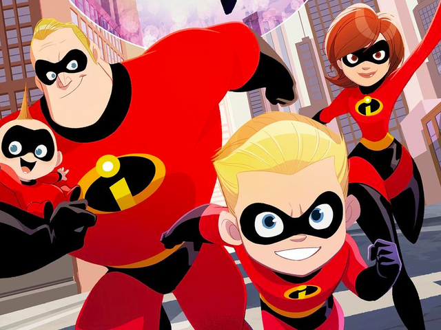 New Incredibles 2Tie-In Comics Will Explore the Parr Family's Domestic Lives