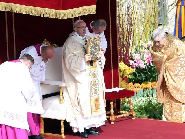 Pontifex Subtweets
