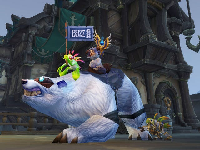 BlizzCon In-Game Loot Is One Of My Favorite Annual Gaming Traditions