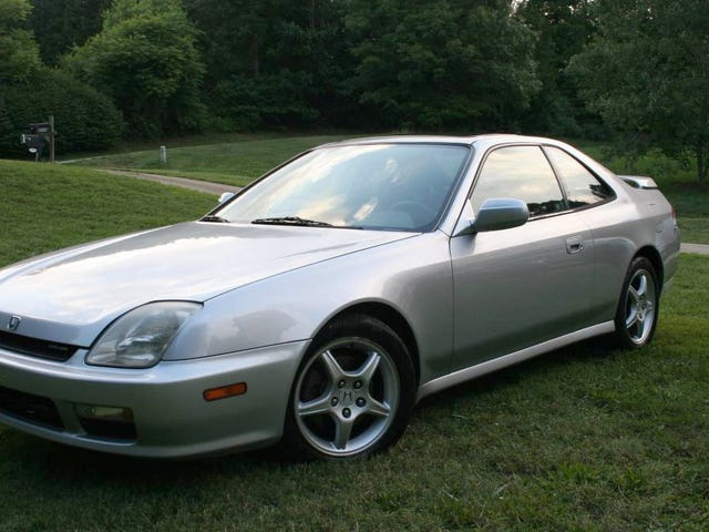 At $6,000, Could This 2001 Honda Prelude SH Be the Start of Something Big?