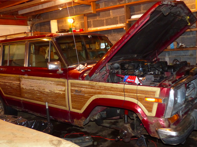 Everything On My $800 Jeep Grand Wagoneer That I Need To Fix In The Next Five Weeks