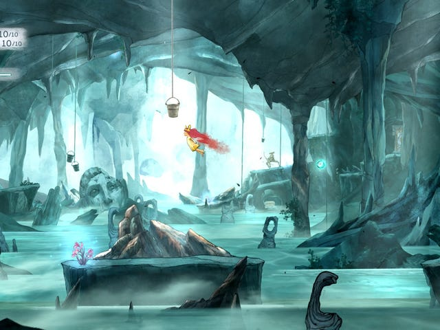 Enjoy a Free Copy of 'Child of Light' for Your Windows PC