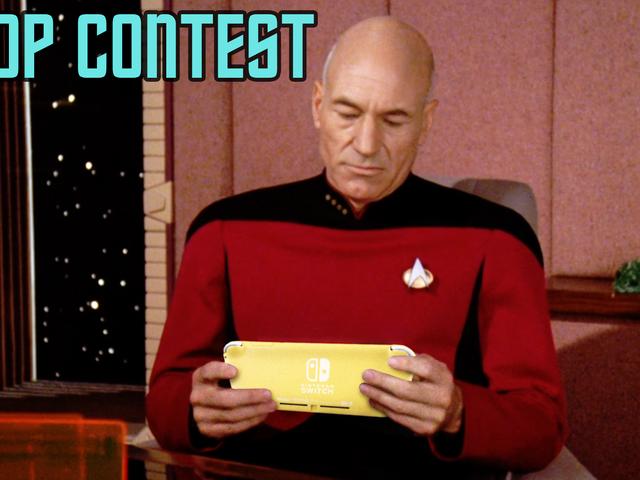 'Shop Contest: Trocar Lites Para Todos
