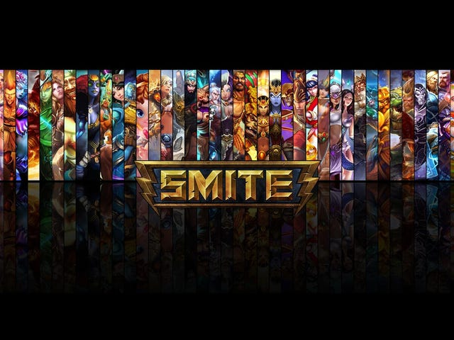Smite Celebrates One Year Of Official Existence
