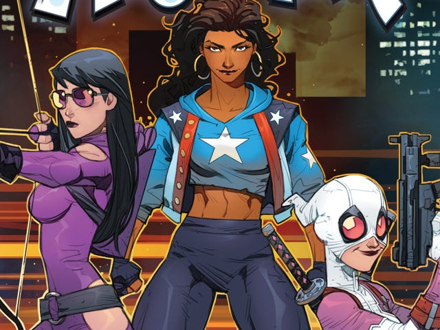 West Coast Avengers is a sunny, screwy superhero romp that's ending too soon