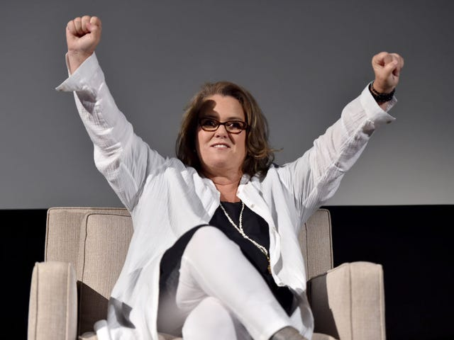 Rosie O'Donnell's New Side Hustle Is Making Anti-Trump Cell Phone Cases