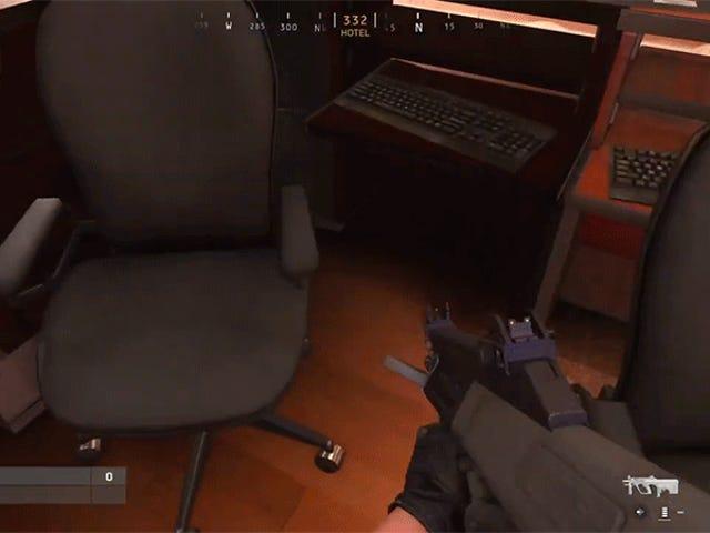 現代の戦争プレイヤーは…によって殺されています