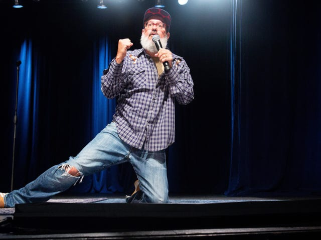 David Cross can't muster an original way to confront Trump in Oh, Come On