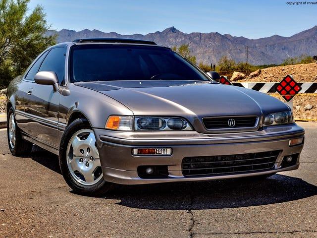 1995 Acura Legend: Teach Me All You Know