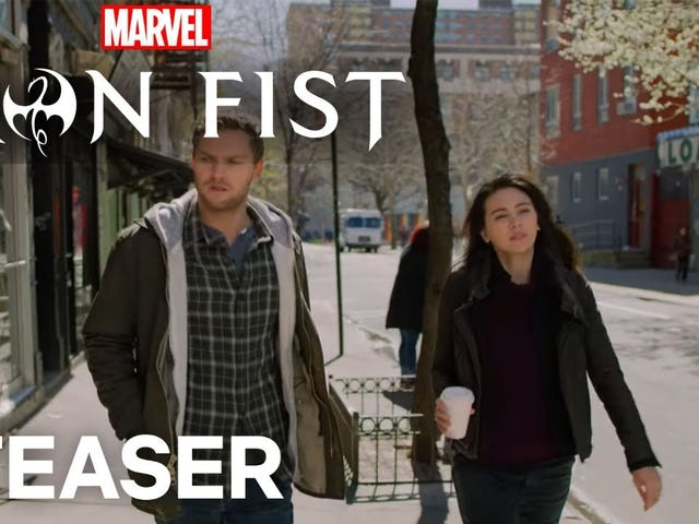 Iron Fist Season Two Ad Spot Pretty Much Apologizes to Everyone for Season One