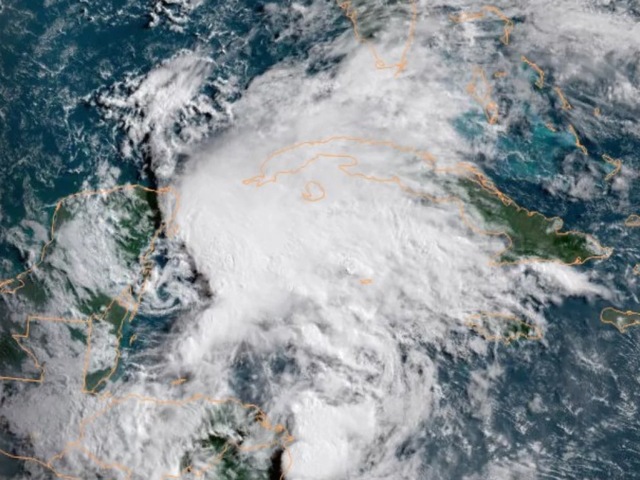 What's This Subtropical Storm Thing Headed Toward the Gulf Coast?