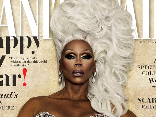 RuPaul Explains Why 'True Drag' May Never Go Mainstream