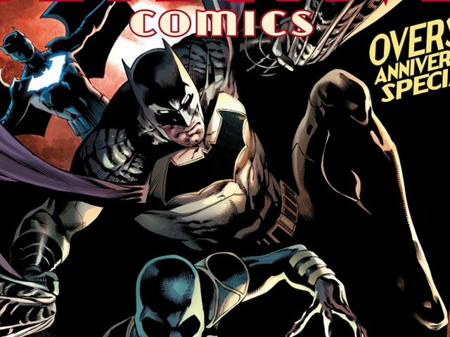 Detective Comics celebrates a major milestone in this extended exclusive