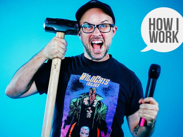 I'm Franki Chan, Founder of IHEARTCOMIX, and This Is How I Work