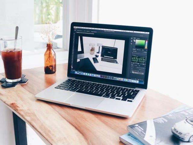Komputer przenośny MacBook Pro komputer przenośny programowany do ponownego ładowania baterii Apple