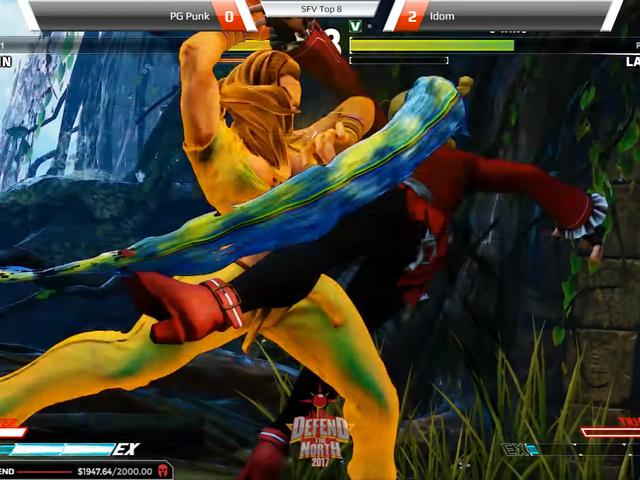 Nangungunang <i>Street Fighter V</i> Player Rage Quits Habang Massive Inis