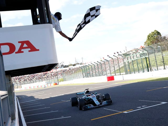 Lewis Hamilton Closes In On 2018 Formula One Championship With Ninth Win Of The Year