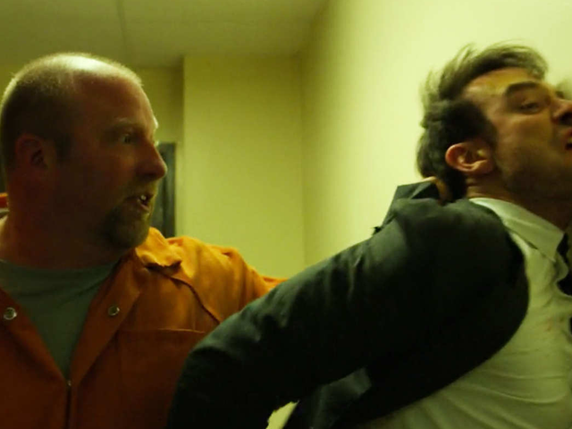 Daredevil's Incredible Prison Fight Scene Isn't Eligible for a Stunt Emmy for a Silly Reason