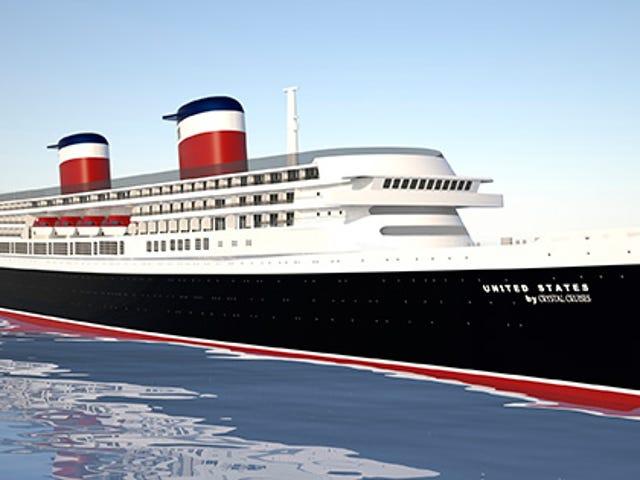 SS États-Unis à naviguer à nouveau?