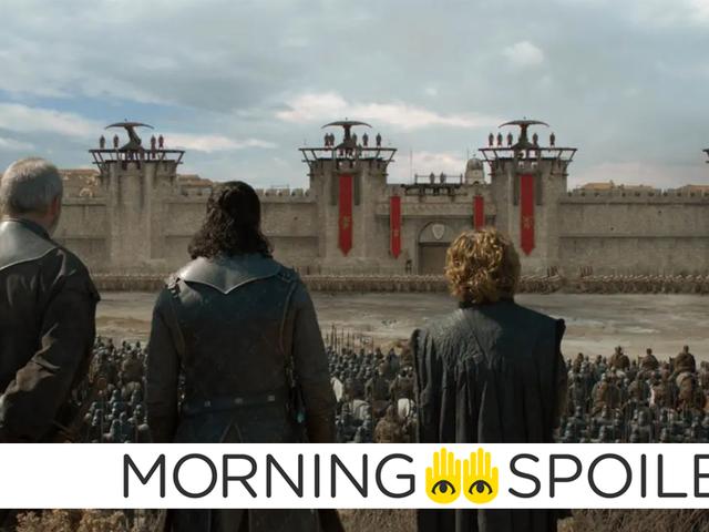 Opdateringer fra Game of Thrones, børns leg og mere