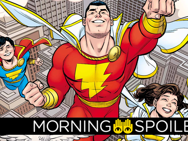 ShazamAdds Another Member of the Captain Marvel Family