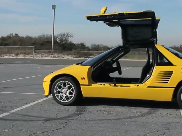 What It's Like To Drive The Only* Autozam AZ-1 In America