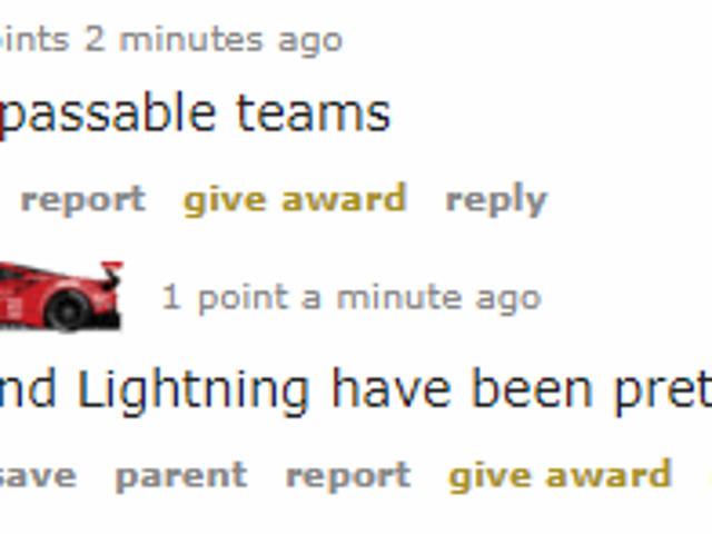 From the r/USCR sub