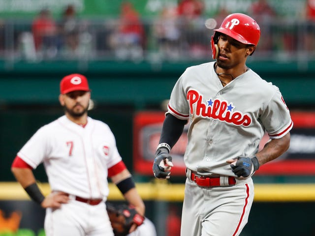 Phillies Go Yard Seven Times, Allow Us To Remember Some Guys