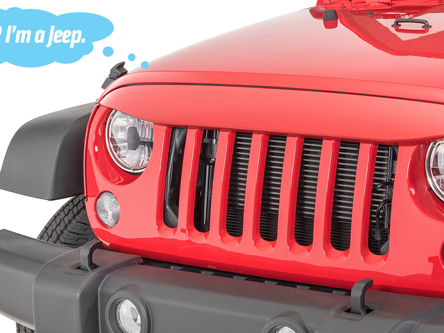 These Grilles Make Your Jeep Look Stupid, Not Tough