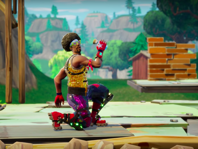 Fortnite Devs Completely Changed How Players Use Shotguns Without Actually Altering Them