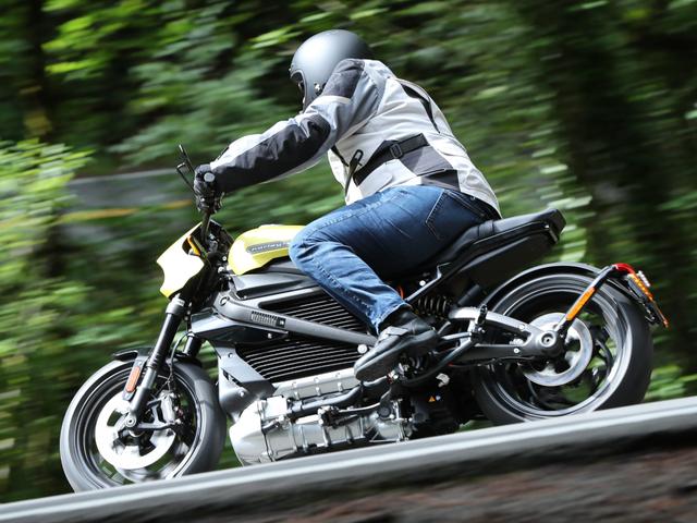 Le LiveWire de Harley-Davidson a été un échec jusqu'à présent: rapport