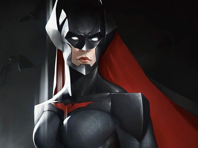 Ich bin Batwoman