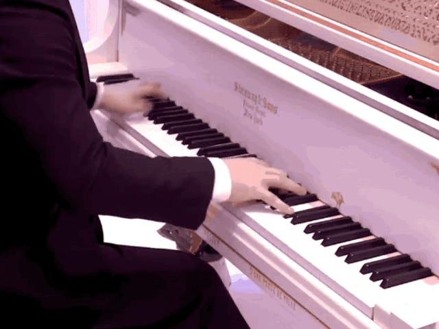 Kan du finde lydforskelle mellem $ 500 og to millioner klaver?