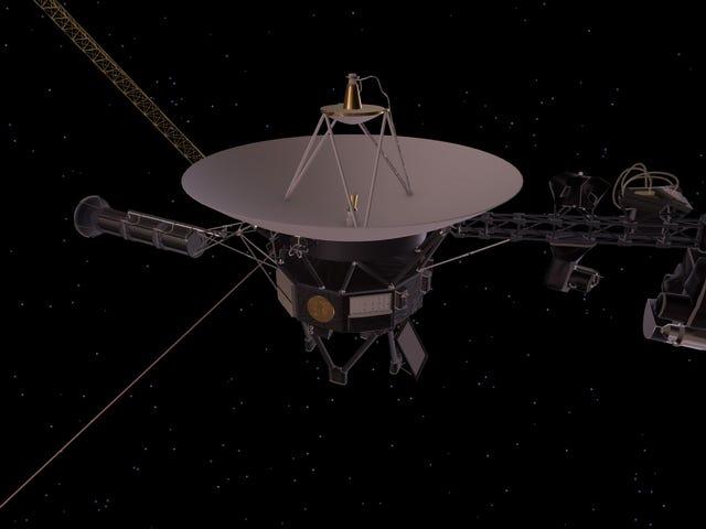美国宇航局将如何延长旅行者探测器的寿命,距离地球11亿英里