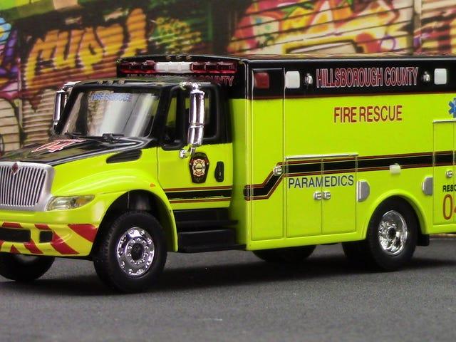 Videoanmeldelse: GreenLights internationale DuraStar Ambulance