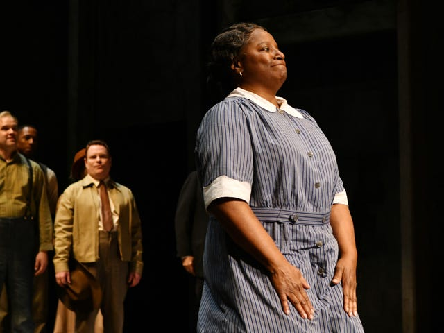 役割を再定義する:LaTanya Richardson JacksonがBroadway&#39;sで<i>To Kill a Mockingbird</i>ふさわしいスポットライトを見つける