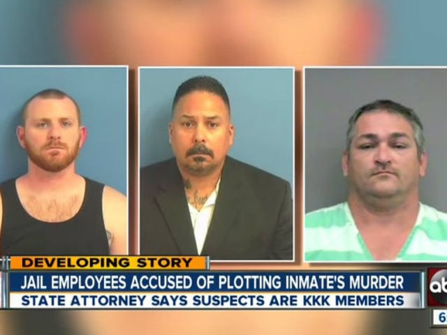 Officer Loses Retirement Benefits After Fellow KKK Members Tried to Kill Black Prisoner
