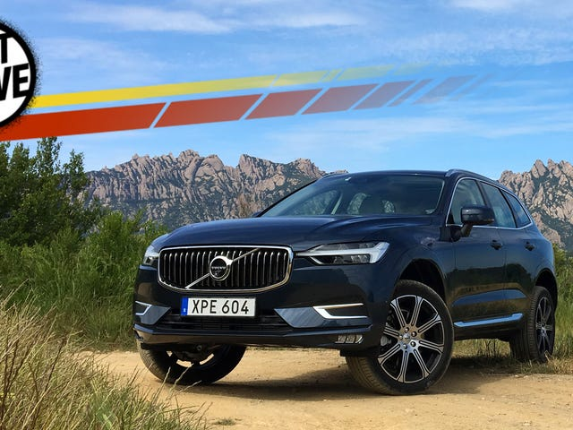 The 2018 Volvo XC60 Is Crazy Smart Right Down To The Windshield Wipers