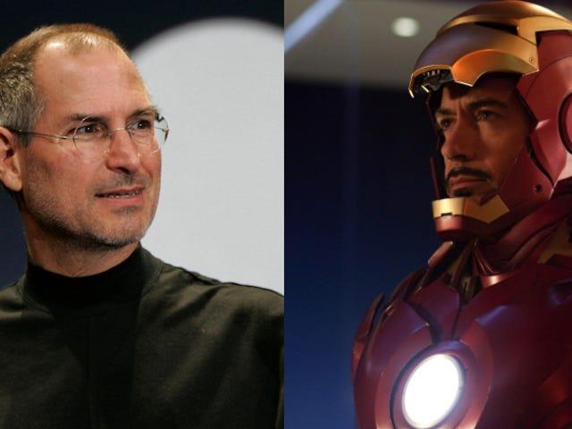 Steve Jobs menghubungi CEO Disney untuk memberitahunya bahwa Iron Man 2 tampak mengerikan