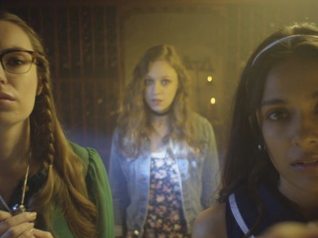 Mean girls get theirs in this Are You Afraid Of The Dark?-style horror short